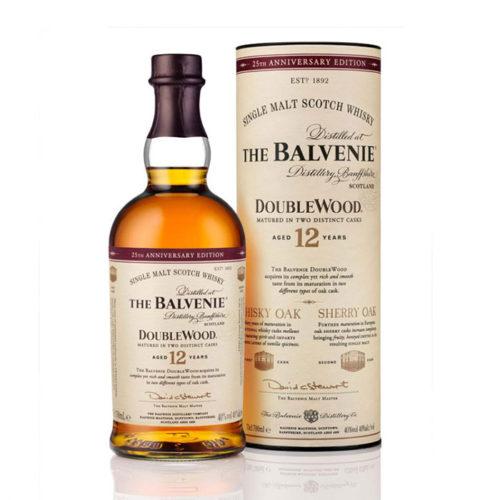 The Balvenie 12 en Maria Orsini