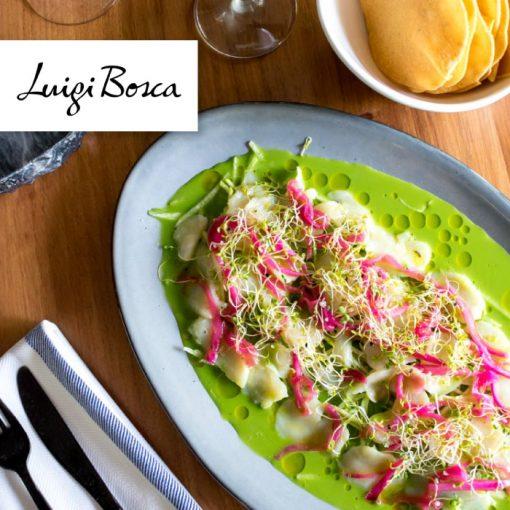 Cena maridaje en LUR con Luigi Bosca